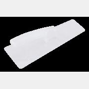 Silk Plaster  Мастерок трапеция пластиковая SP №3 (60 * 90 * 240мм) прозрачная