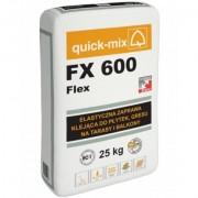 FX 600 Flex Эластичный клей, C2TE, Quick-mix