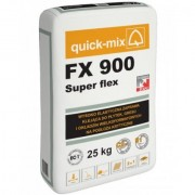 FX 900 Super flex Эластичный клей, C2TE S1, Quick-mix