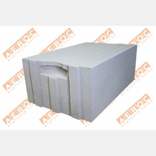 Стеновой блок D400 375х200х610 (Березань)