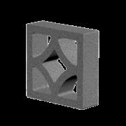 Блок для паркана ГАРМОНІЯ М-200 300х90х300