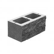 Блок декоративный односторонний скол (400х200х200)