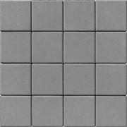 Брусчатка 20-20-6 серый м2
