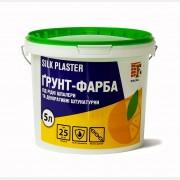 Грунт-краска Silk Plaster 5 л