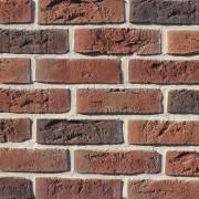 Фасадна плитка Loft Brick Бельгійський 08 Червоний 240x71 мм м2