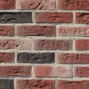 Фасадна плитка Loft Brick Бельгійський 07 Чорний 240x71 мм м2