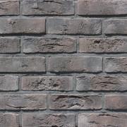 Фасадна плитка Loft Brick Бельгійський 04 Коричневий з підпалом 240x71 мм м2
