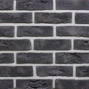 Фасадна плитка Loft Brick Бельгійський 05 НС Графітовий 240x71 мм м2