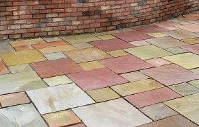 Тротуарная  плитка (бетонная брусчатка)