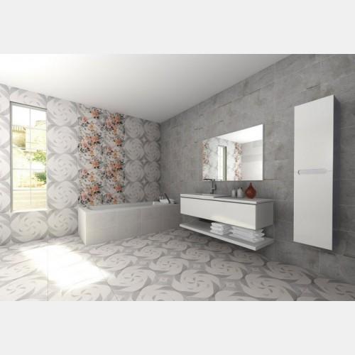 Интерьерная плитка: материалы, дизайн, монтаж