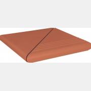 Ruby-red 1 Комплект Античная угловая гладкая/рифленая
